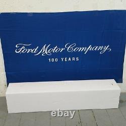 1948-1952 Ford F100 F150 Truck Chrome Tilt Steering Column KEYED IGN Floor Shift