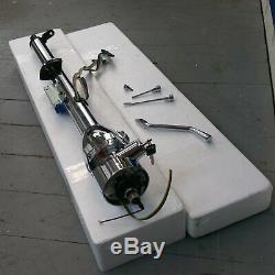 1953 1954 Chevrolet Bel Air Chrome Tilt Steering Column KEYED COL Shift gm