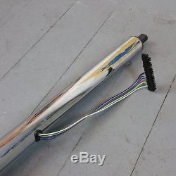 1953 1954 Chevrolet Bel Air Chrome Tilt Steering Column No Key Floor Shift gm