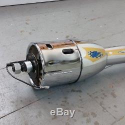 1955 1957 Chevrolet Bel Air Chrome Tilt Steering Column No Key Floor Shift gm