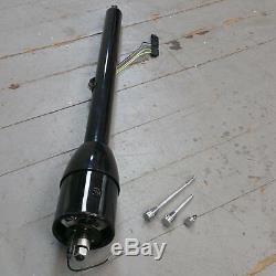 1955 1969 Ford fairlane 32 Black Tilt Steering Column No Key Floor Shift