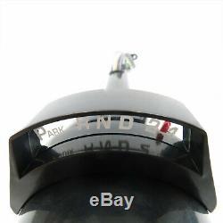 1955-57 Chevy Full Size 33 Black Tilt Steering Column No Key Automatic Col Shif