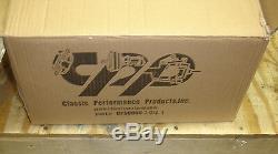 1956 Chevrolet power steering conversion with 4 position tilt steering column