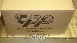 1956 Chevrolet power steering conversion with tilt steering column chrome