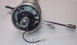 1957 Chevrolet tilt steering column nomad belair brushed stainless steel