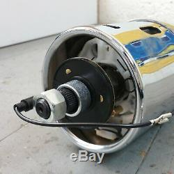 1958 1964 Chevrolet Full Size Chrome Tilt Steering Column No Key Floor Shift