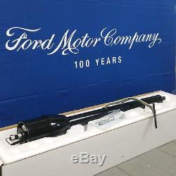 1960 1970 Ford Falcon 32 Black Tilt Steering Column No Key Floor Shift auto