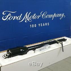 1960 1970 Ford Falcon 32â Black Tilt Steering Column No Key Floor Shift auto