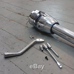 1961 1967 Ford VAN Chrome Steering Column Hot Rod Street Rod Shift Tilt