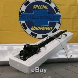 1962 1965 Chevrolet Nova 33 Black Tilt Steering Column No Key Column Shift gm