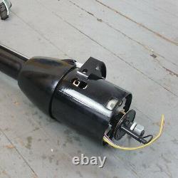 1962 1967 Chevy 33 Black Tilt Steering Column GM Column Shift gmc gm