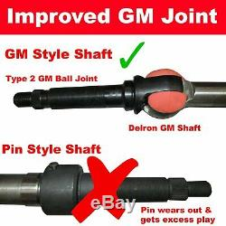 1962 1967 Chevy Push Button Start Steering Column tilt floor shift chrome 32