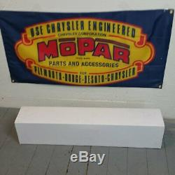 1962 1974 Mopar B & E Body 32 Chrome Tilt Steering Column No Key Floor Shift