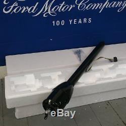 1962 1974 Mopar B & E Body And Early Ford Black Tilt Steering Column auto
