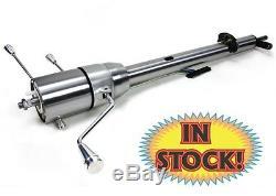 1962-66 Nova, Chevy II Steel Tilt Steering Column with Shift ididit 1140646010