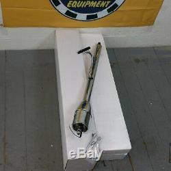 1963 1967 Chevrolet Corvette Chrome Tilt Steering Column No Key Floor Shift