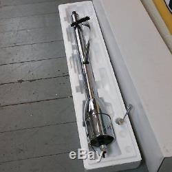 1963 1967 Chevy II Nova 32 Chrome Tilt Steering Column No Key Floor Shift gmc