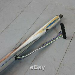 1964 1966 Chevelle 32 Chrome Tilt Steering Column No Key Floor Shift gm gmc