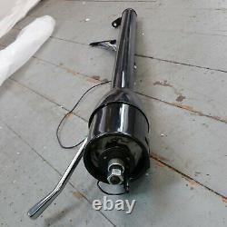 1964 1967 Chevrolet Chevelle Black Tilt Steering Column No Key Column Shift