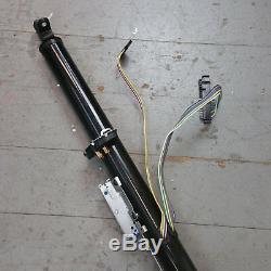 1964 1974 GM A Body Chevelle Black Tilt Steering Column GM Column Shift gm