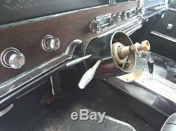1965 1966 1967 1968 Pontiac Full-size Floor Shift Tilt Wheel Steering Column