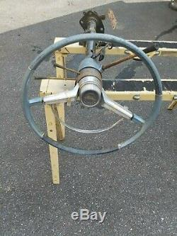 1965 1966 Chevrolet Impala SS Caprice Tilt Steering Column Automatic Biscayne
