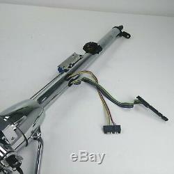 1965-85 Chevrolet Impala 33 Chrome Tilt Steering Column KEYED COL Shift 454 350