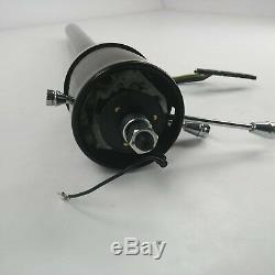 1966 1996 Ford Bronco 32â Black Tilt Steering Column No Key Floor Shift auto