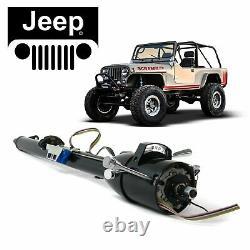 1966-73 Jeep CJ DJ 33 GM STYLE TILT STEERING COLUMN SHIFT With KEY i4 laredo CJ5