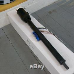 1967 1972 Chevelle 33 Black Tilt Steering Column KEYED Floor Shift gm gmc