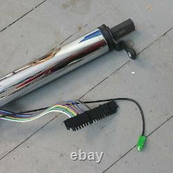 1967 1976 Thunderbird Chrome Steering Column Hot Rod Street Rod Shift Tilt