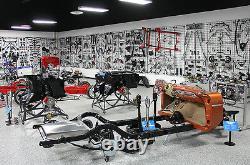 1967-68 Chevy Camaro Ididit Floor Shift Tilt Steering Column Black 1120680051