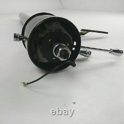 1967-70 Ford Mustang 32 Black Floor Shift 5 Position Tilt Steering Column GT V8