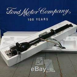 1967-79 Ford Truck 33 Blk Steering Column 3-Speed Automatic Col Shift Tilt Keye