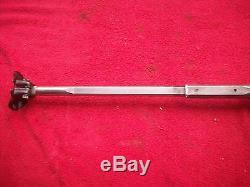 1967 Chevelle Malibu ElCamino OEM Floor Shift Tilt Wheel Steering Column Rebuilt