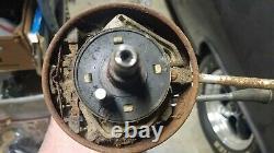 1968 1969 AMX Javelin floor shift tilt steering column