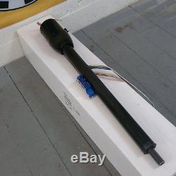 1968 1972 Chevrolet 33 Black Tilt Steering Column KEYED Floor Shift gmc gm