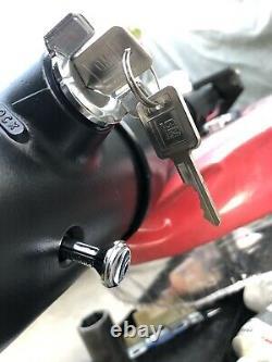 1969-1975 Corvette Tilt Steering Column Rebuilt Factory GM C3 Tele. Rare OEM