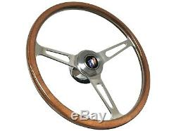 1969 1994 Buick OE Classic Wood Steering Wheel Kit Tilt Columns