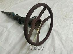 1970-1977 F Body Tilt Steering Column, Z28 Rope Wheel, Keys, Console Floor Shift
