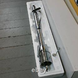 1970 1980 Monte Carlo 32 Chrome Tilt Steering Column No Key Floor Shift gmc