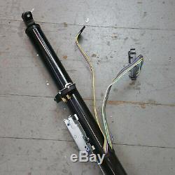 1970 1988 Chevrolet Monte Carlo Black Tilt Steering Column GM 30 inch