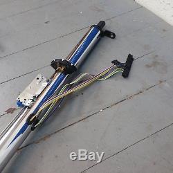 1970 1988 Chevrolet Monte Carlo Chrome Tilt Steering Column KEYED COL SHIFT