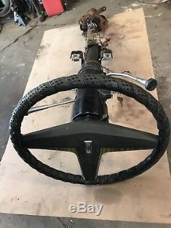 1971 1976 GM Full Size Tilt Telescoping Steering Wheel Shift Column