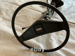 1973-1980 Square Body GMC Steering Wheel, Column, Lower Shaft & Keys No Tilt