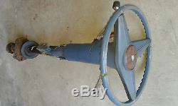 1974 1975 1976 Cadillac Chevrolet Steering Column Wheel Non Tilt