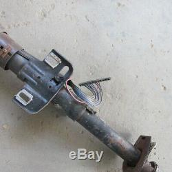 1976 Chevrolet Corvette Tilt And Telescopic Steering Column And Mounting Parts