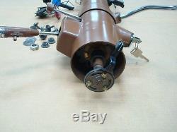 1977 1992 RWD Cadillac Telescopic Tilt Steering Column withKeys