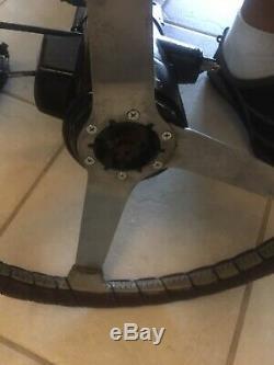 1977-82 Corvette Steering Column, Key, Sport Wheel, Tilt & Telescopic NICE