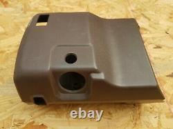 1979-1983 Toyota Pickup Steering Column Cover Collar Clamshell No Tilt Brown OEM